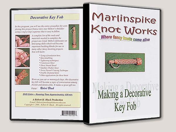 Making a Decorative Key Fob