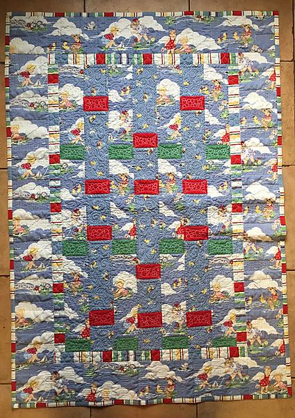 Baby Lucy8217s Quilt