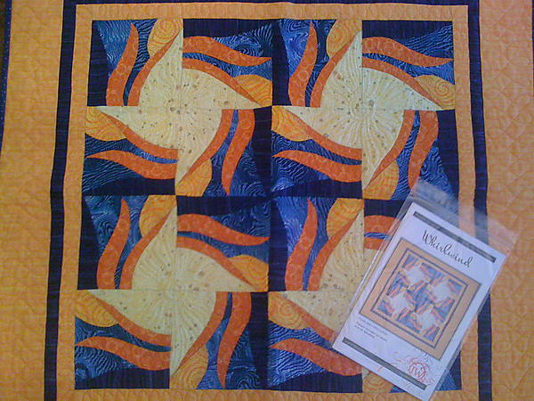Whirlwind - Quilt Pattern