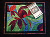 Floral Abstract - Quilt Pattern