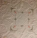 Vintage Linen and Whole-cloth Quilts