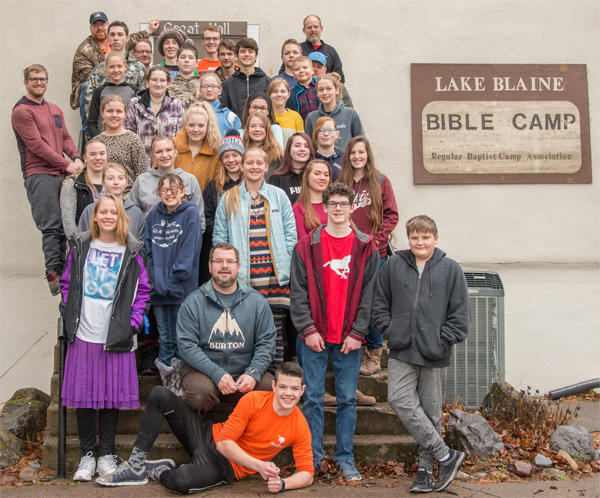 2019 Winter Retreat Group Picture