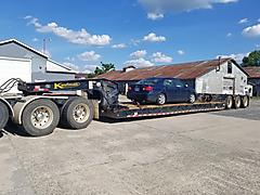 SOLD 2019 KAUFMAN 55 TON LOWBOY Statesville NC