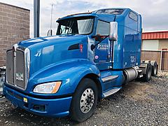 SOLD 2012 KENWORTH T660 Central Point OR
