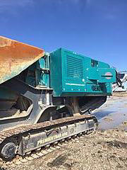 2014 POWERSCREEN PREMIERTRAK 400 SOLD