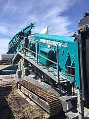 2013 POWERSCREEN WARRIOR 1800 SOLD