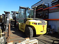 2010 HYSTER H280D SOLD