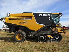 2015 CLAAS LEXION 740TT 2 of 2