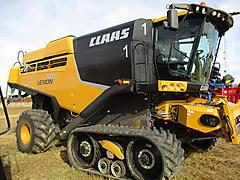 2015 CLAAS LEXION 740TT 1 of 2
