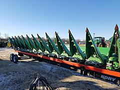 2012 John Deere 612C Corn Head SOLD