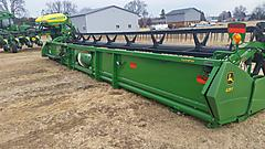 2013 John Deere 635F Head SOLD