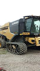 SOLD 2014 Claas Lexion 740TT