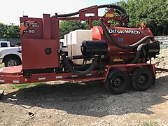 SOLD 2016 Ditch Witch FX50