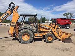 SOLD 2011 Case 590SN Backhoe