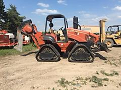 SOLD 2011 Ditch Witch RT115Q Quad Tractor