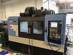 SOLD 2015 DOOSAN DNM 500 II Vertical Machining Center