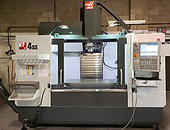SOLD 8211 2018 HAAS VF4SS 3 AXIS CNC VERTICAL MACHINING CENTER LEBANON NJ