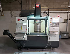 SOLD 8211 2018 HAAS VF2SS 3 AXIS CNC VERTICAL MACHINING CENTER LEBANON NJ