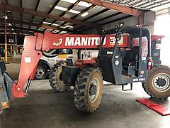 SOLD2015 MANITOU MTA 8044 TELEHANDLER Freeport TX