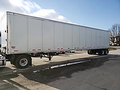 SOLD 2013 WABASH DRY VAN TRAILER