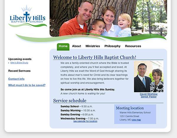 libertyhillsbaptist.org