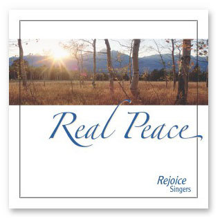 Real Peace CD cover