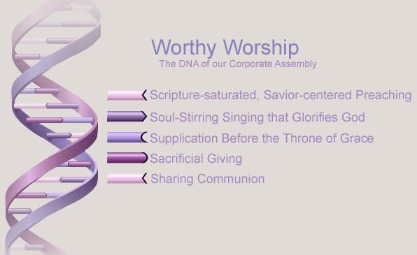 Worthy Worship Image