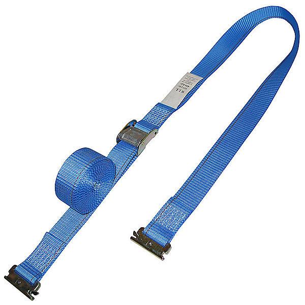 Blue E Track Cam Buckle Strap