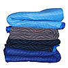 MultiColor Pro 4-Pack Moving Blankets | 75 lbs