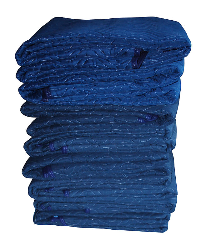 Premium Moving Blankets LARGE Quantity | 80 lbs