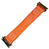 E Track Dolly Strap - ORANGE
