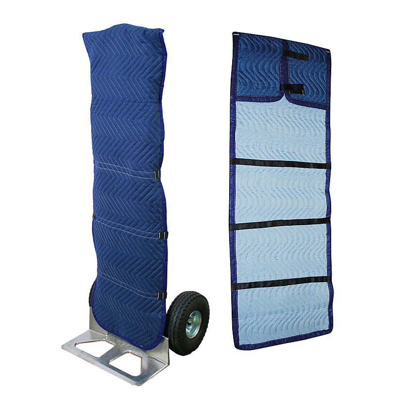 Hand truck cover keep furniture safe and scratch free for Furniture hand truck