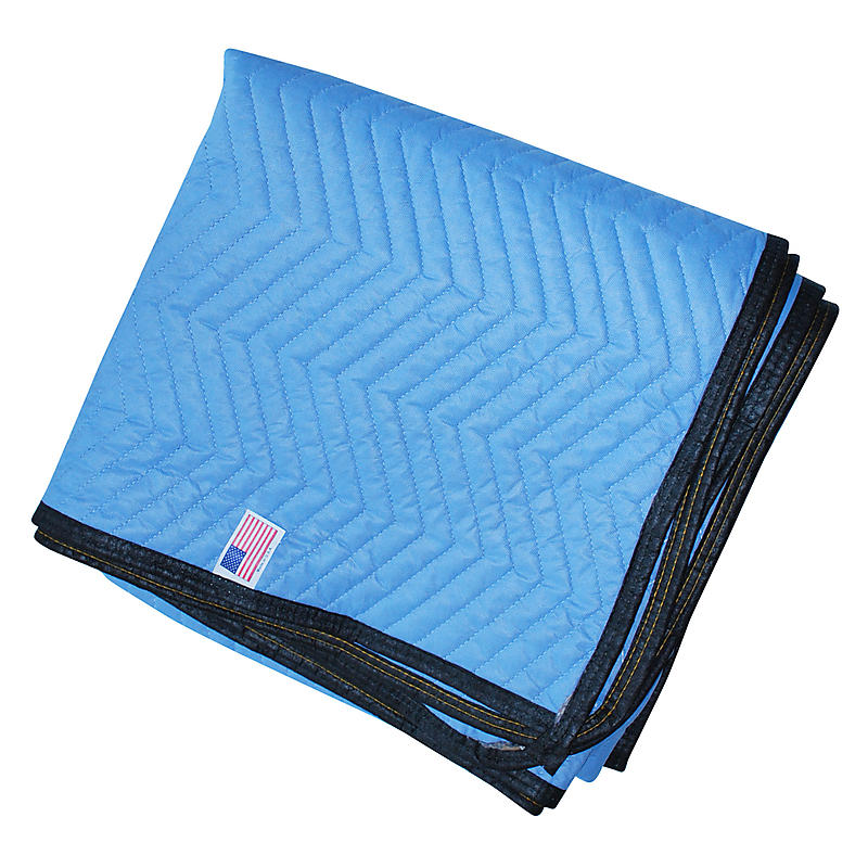 USA Warehouse 4-Pack Moving Blankets