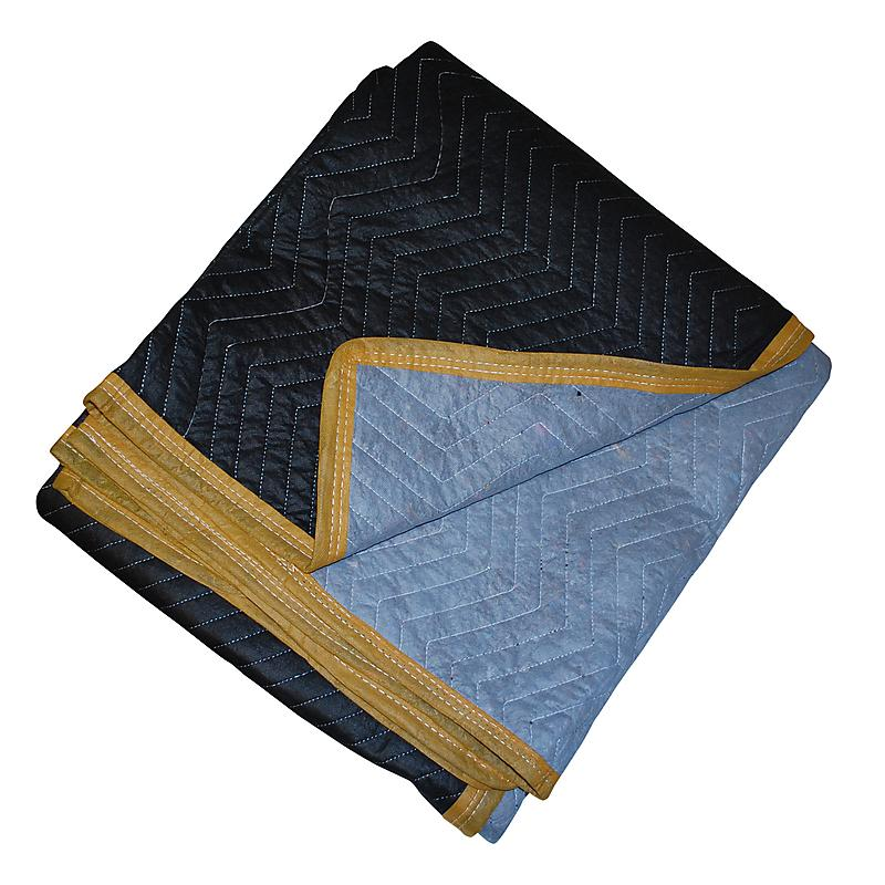 Budget Warehouse Pads Black/Gray LARGE Quantity   60 lbs