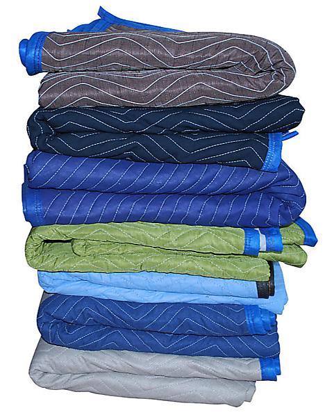 Dozen Moving Blankets