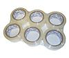 "2"" Packing Tape Rolls - 6 Pack"