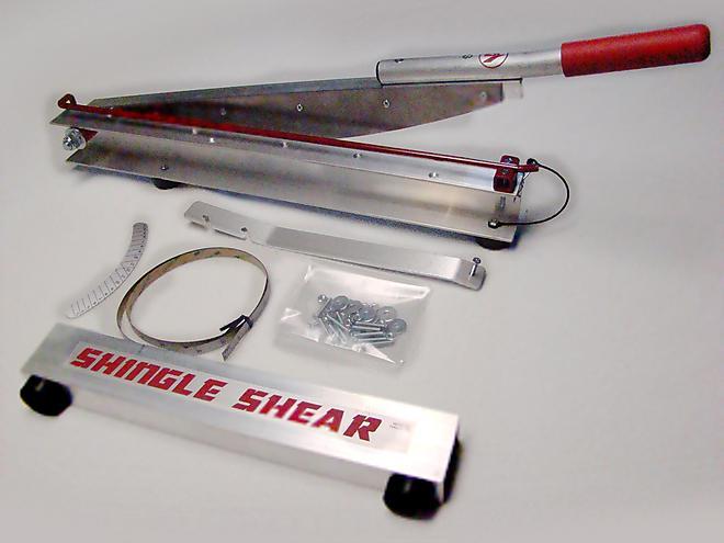 Shingle Shear Kit