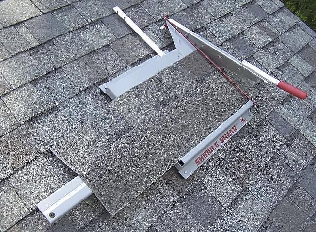 Shingle Shear Shingle Shear