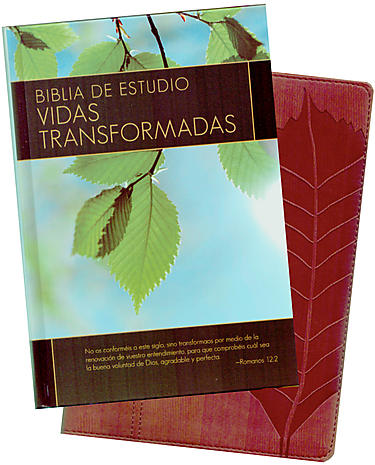 The Transformation Study Bible (Spanish)