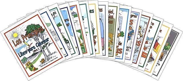 15 Libros para colorear