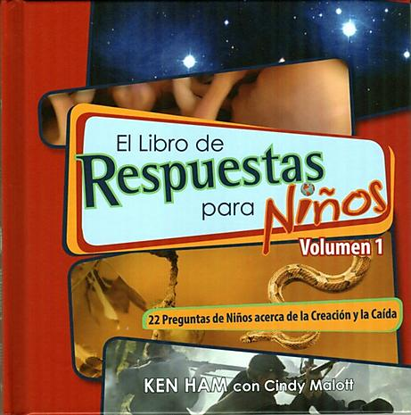 The Answers Book for Kids, vol. 1 (Spanish)