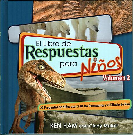 The Answers Book for Kids, vol. 2 (Spanish)