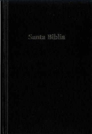 Giant print Bible (Spanish)