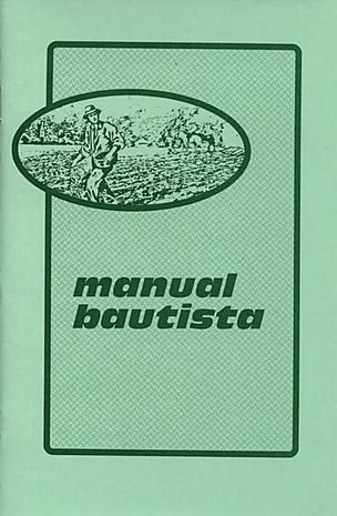 Baptist Manual of Basic Doctrine (Spanish)