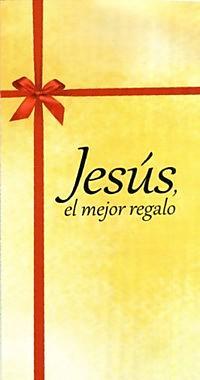Jesus-The Best Gift (Spanish)