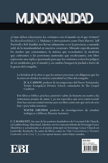 Worldliness (Spanish)