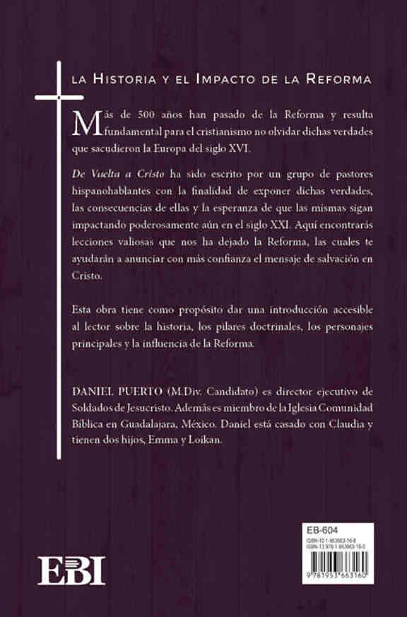 Return to Christ (Spanish)