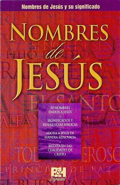 Nombres de Jesús