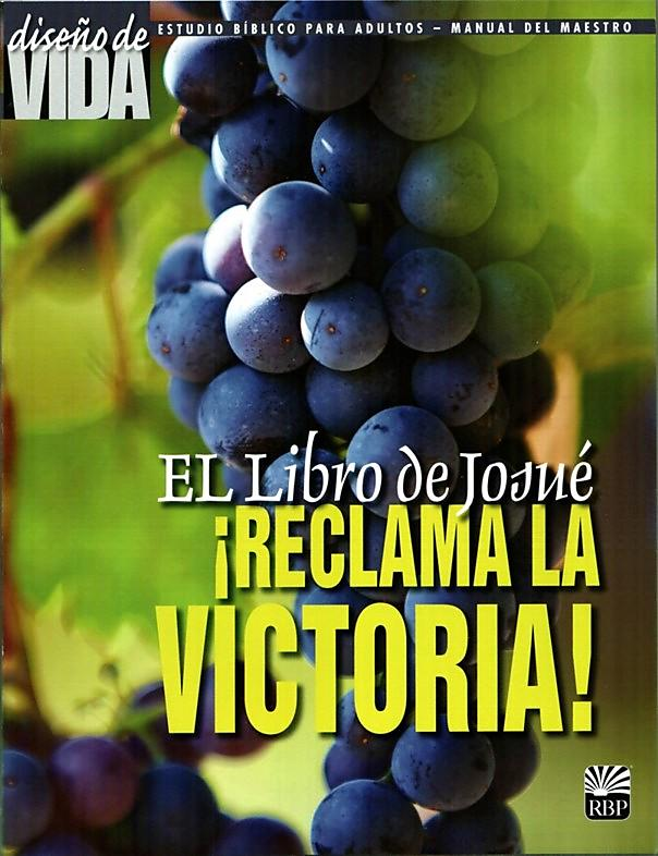 Claim the Victory! The book of Joshua (Spanish)