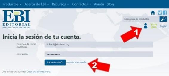 Password Spanish 1